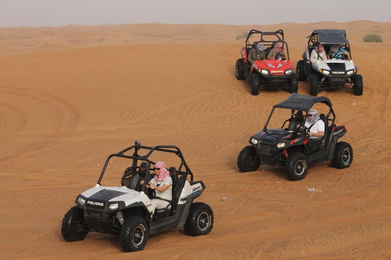 Desert Atv Tours